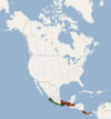 Distribution of Hylonycteris underwoodi.png