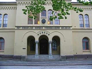 NTNU University Museum University Museum, Natural History Museum in Trondheim, Norway