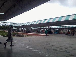 Dalkolha railway station - Dalkhola railway station