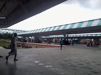 Dalkhola - Dalkolha railway station