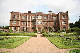 Doddington Hall, Lincolnshire house in Doddington, Lincolnshire, England