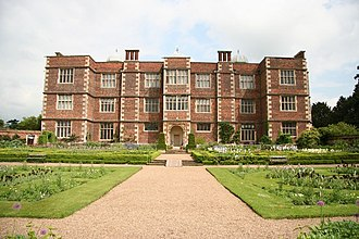 Doddington Hall, Lincolnshire - Image: Doddington Hall geograph.org.uk 820943