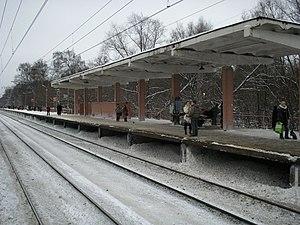 Расписание электричек от ст.Долгопрудная - Савёловский вокзал.