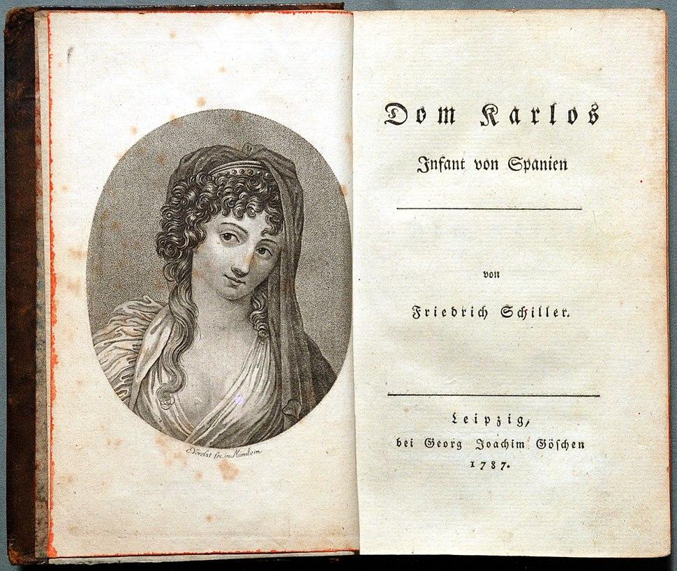 Dom Carlos 1787
