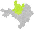 Domessargues (Gard) dans son Arrondissement.png