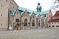 Domhof, Dom, von Süden Hildesheim 20171201 001.jpg
