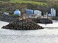Douglas Harbour Breakwater - geograph.org.uk - 2383128.jpg