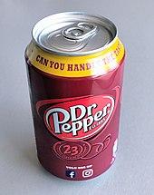 Grams of sugar in dr pepper