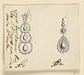 Drawing, Design for earrings, 1800–1825 (CH 18545743).jpg