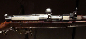 Needle gun - Dreyse mechanism, model 1865.