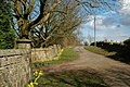 Drive to Chartershall House - geograph.org.uk - 156697.jpg