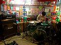 Drummer Roy McDonald, Redd Kross at Room 205, 2012-11-29.jpg