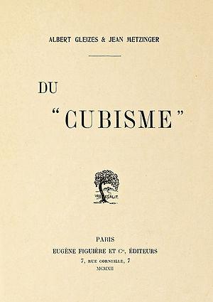 """Du """"Cubisme"""""""