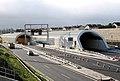 Dublin Port Tunnel, Entrance and Exit, Whitehall, Dublin, Ireland. - geograph.org.uk - 314925.jpg