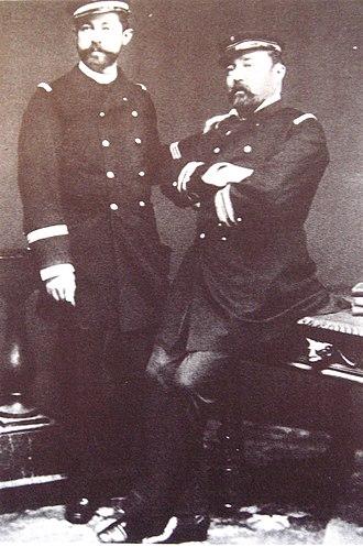 Battle of Shipu - Image: Duboc et Gourdon