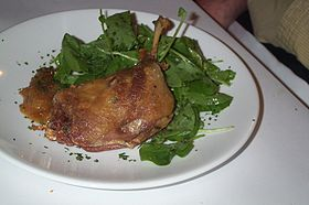 Image illustrative de l'article Confit de canard