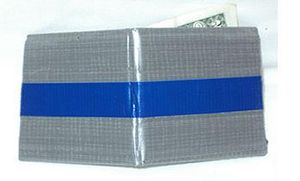 English: Duct tape wallet