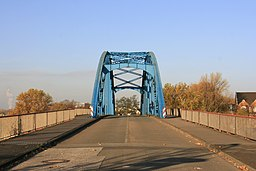 Duisburg - Dammstraße - Brücke 01 ies