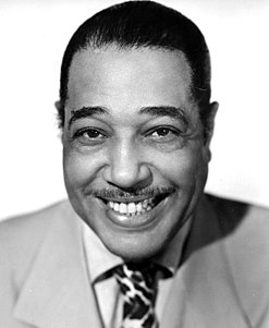 Duke Ellington American jazz musician, composer and band leader