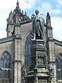 Duke of Buccleuch statue - geograph.org.uk - 1340778.jpg