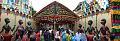 Durga Puja Pandal - 66 Pally - Nepal Bhattacharya Street - Kolkata 2015-10-21 6352-6357.tif