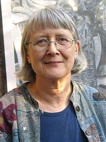 Photograph of Dusa McDuff, Edinburgh 2009