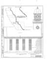 Dutch Reformed Church, State Route 10, Stone Arabia, Montgomery County, NY HABS NY,29-STONAR,1- (sheet 2 of 15).png