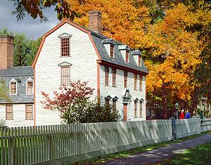 Historic Deerfield - Dwight House