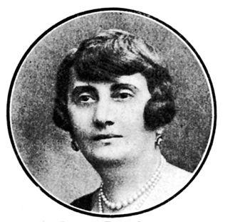 Elena Bacaloglu - Bacaloglu in 1933