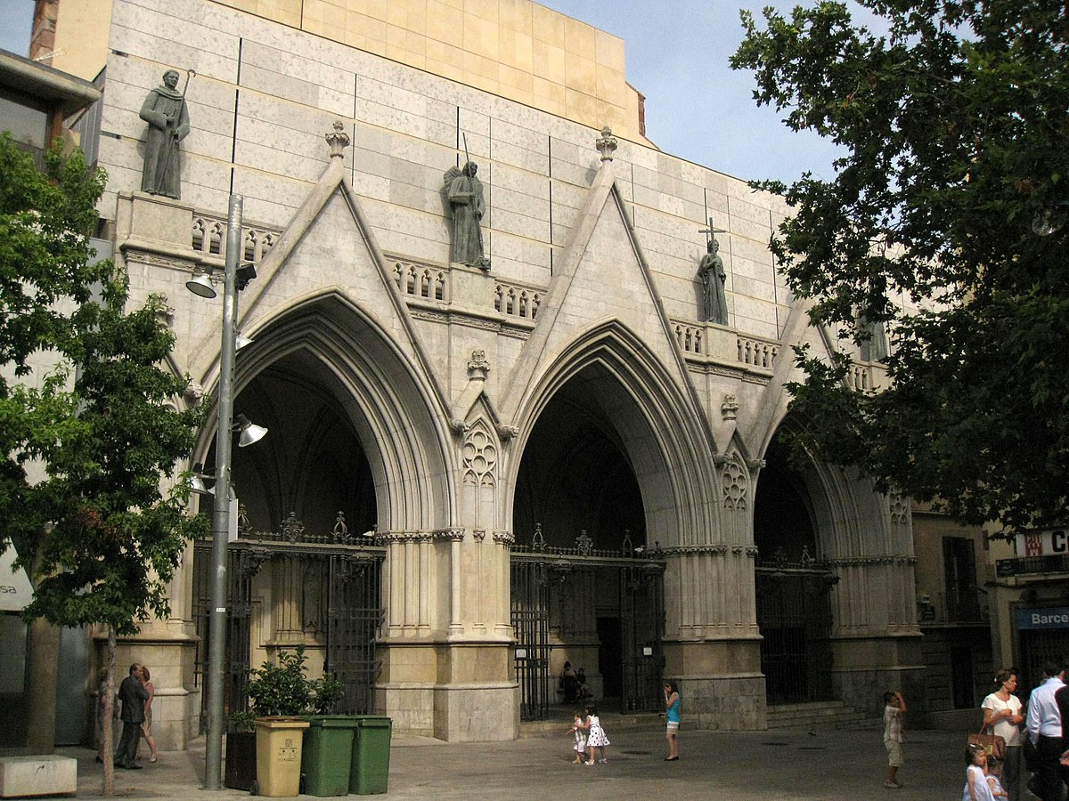 Terrassa Cathedral