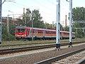 EN57-1952 na stacji Zielona Góra Główna stoi na bocznicy i czeka do następnego odjazdu.jpg