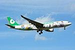 EVA Air, Airbus A330-200 B-16309 'Hello Kitty' NRT (18391149750).jpg