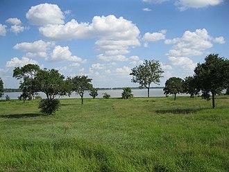 Eagle Lake, Texas - Image: Eagle Lake TX Lake