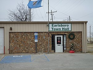 Earlsboro Town Hall, Earlsboro, Oklahoma.jpg