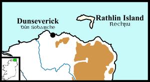 Early Scandinavian Dublin - Rathlin Island