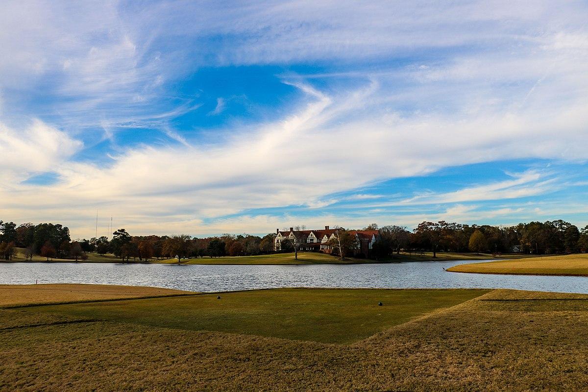 Miles Of Golf >> East Lake Golf Club - Wikipedia