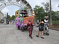 Easter Sunday in New Orleans - Armstrong Park Easter Float 01.jpg