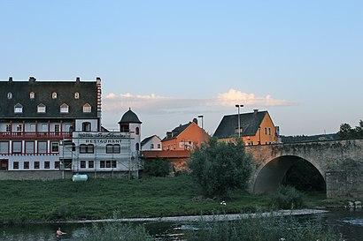 Comment aller à Echternacherbrück en transport en commun - A propos de cet endroit