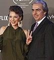 Edith González y Lorenzo Lazo (cropped).jpg