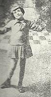 Édith Piafen su infancia