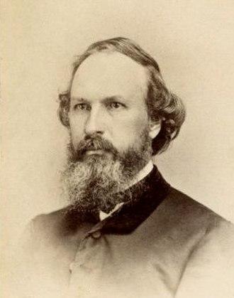 Edmund Andrews (surgeon) - Andrews in 1869