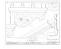 Edward Dexter House, 72 Waterman Street (moved from George Street), Providence, Providence County, RI HABS RI,4-PROV,23- (sheet 24 of 53).png