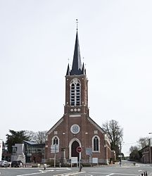 The church in Avelin