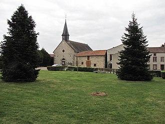 Blanzac, Haute-Vienne - Blanzac Church