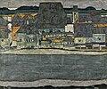 Egon Schiele - Häuser am Fluss.jpg