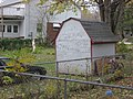 Eighth Street West 1117 lawn and shed, Bloomington West Side HD.jpg