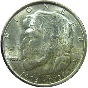 Elgin, Illinois, Centennial half dollar