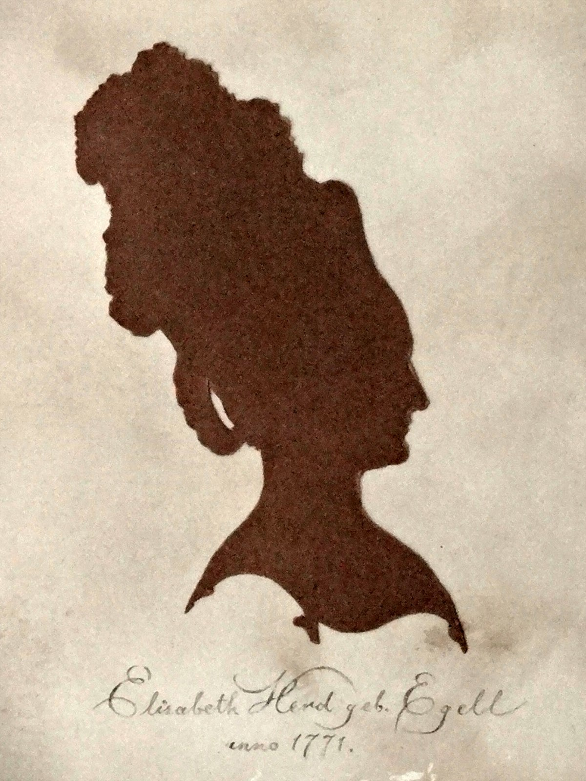 silhouette - Wiktionary