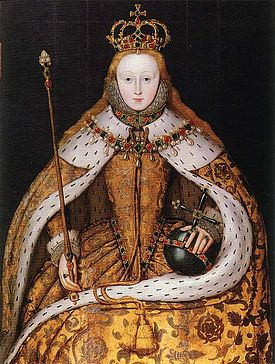 Elizabeth I (depicted) was the successor to Mary I.