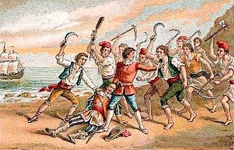 Reapers' War - Corpus de Sang (7 June 1640).